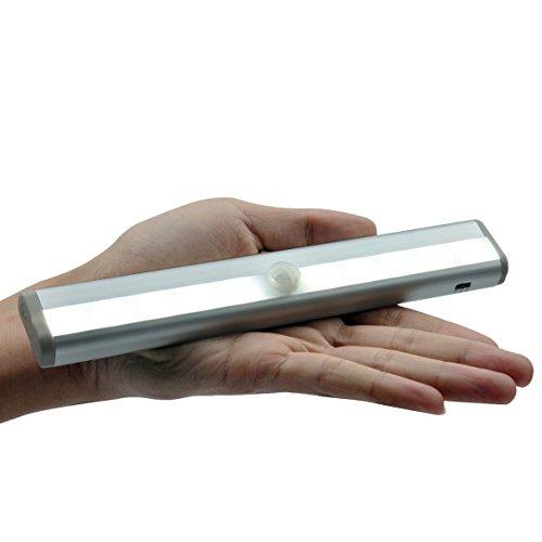 Veepeak 3 Mode Stick Anywhere 10 Led Motion Sensor Light